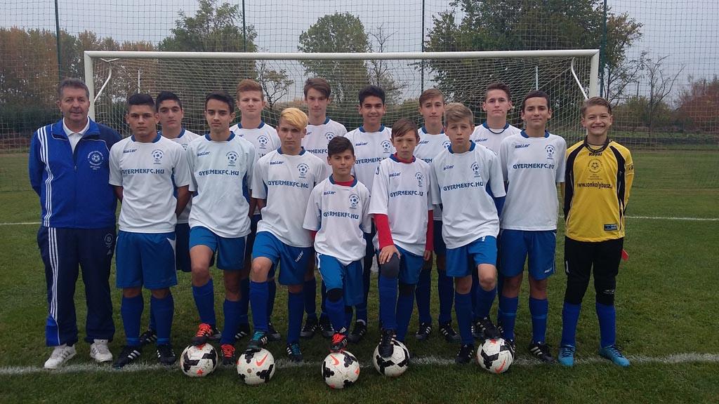 Berényi Gyermek FC U16
